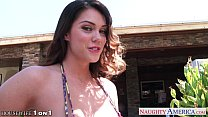 Housewives Alison Tyler and Jada Stevens sharin... Thumbnail