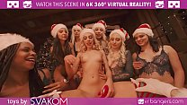 VRBangers.com-Christmas Orgy With Abella Danger...