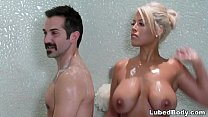 Busty Masseuse Bridgette B Recognized The Schoo... Thumbnail