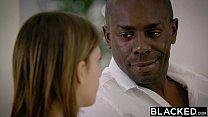 BLACKED First Interracial For Petite Teen Kristen Scott - 9Club.Top