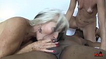 Image: TWO WHORES and A BBC Sally D'angelo Leilani Lei