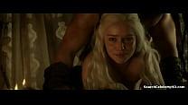 Emilia Clarke in Game Thrones 2011-2015