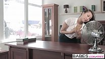 Babes - Office Obsession - Sharon Lee and Viktor Solo - Dirty Windows - 9Club.Top