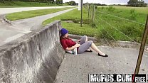 Mofos - Pervs On Patrol - (Jade Nile) - Bouncy Tit Teen Picked Up