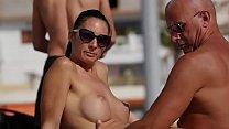 naila nayem nude ‣ hump on public beach thumbnail