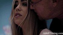 Old Horny Pervert f. Fucked Teen Latina- Dick Chibbles And Alina Lopez