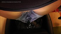 Totally soaking office chair and wetting jeans pee play's Thumb