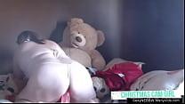 Sexy BBW Christmas Cam   PREVIEW