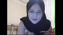 Delicious Ar ab Prostitute Wearing A Hijab