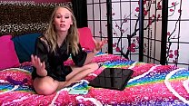 Dakota James Gives Her Brother A Private Show