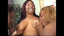 Wet BBW Lesbian Orgy