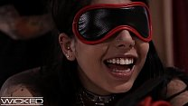 WickedPictures - Gina Valentina Fucked & Whipped In Leather صورة