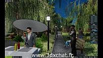 3DXChat : Marie Cécile te montre le jeu