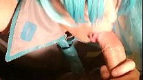 Hatsune Miku Crossplay Blowjob