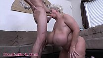 Fake Titty Claudia Marie Impregnated In Home In