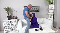 12386 Vain Muslim woman fucked back to reality preview