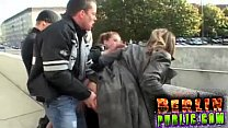 Public fuck in europe porn thumbnail