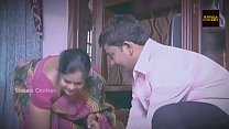Chubby Indian / Desi Lady with younger man thumbnail