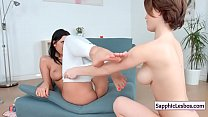 Sapphic Erotica Lesbian Babes from Sapphix.com 05 video