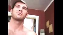 Handsome hairy guy reveals his secret on cam - gayslutcam.com