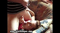 Young Amateur Girlfriend Blowjob And Anal Sex