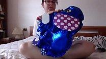17891 Grandi palloncini per giocare con la tua mamma porca italiana buon divertimento preview