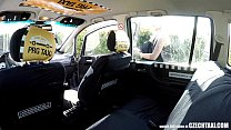 12508 Unbelievable Reality - Strangers Voyeurs Watching Czech TAXI car in action preview