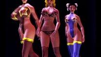 3D Hentai Trisia & Dancers Final-LGMODS