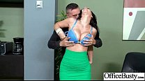 Office Sex Tape With Hungry For Cock Slut Girl (jayden jaymes) clip-21