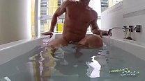 High rise underwater cum [JohnnySins, 2014]