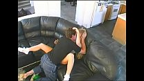 Blonde Tramp Cheerleader Raven Alexander Takes A Big Dick In Moist Pussy After Getting Fingered