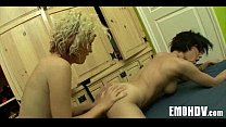 Hot emo lesbian babes 202 pornhub video