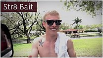 BAIT BUS - We Trick A Straight Guy Into Having Gay Sex And He Falls For It