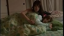 Japanese lesbian sleeping's Thumb