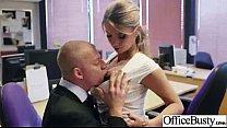Busty Slut Worker Girl Get Sex In Office movie-27