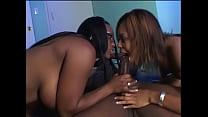 Ebony Threesome thumbnail