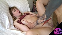 brother sex.com - ivy wolfe crazy passionate orgasms and rough sex thumbnail