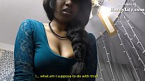 South Indian Tamil Maid fucking a virgin boy (English Subs) preview image