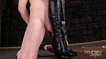 Bootjob & boots cumpilation Thumbnail