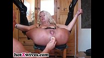 czech casting jana - Kinky Wife Gets Ass Fisted Hard And Squirts » Fucking Hansika thumbnail
