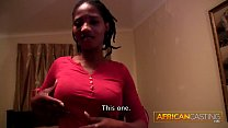 First Time Anal for African Sweetheart By Huge ... thumb