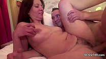Hot MILF Seduce Young Boy to Fuck When Nobody Home Preview