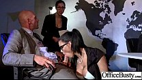 (peta jensen) Busty Hot Office Slut Girl Love H...
