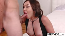 Auntie Yasmin Scott seducing her nephew Preview