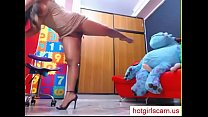 Caught my sister doing this on cam hotgirlscam.us