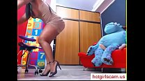Caught my sister doing this on cam hotgirlscam.us pornhub video