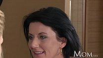 Screenshot MOM mature o livia brings home a young hottie fr...