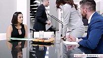 Keisha Grey's big tits get a raise - Naughty America thumbnail