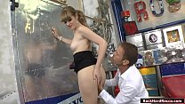 Petite babe toyed and analed by Rocco صورة