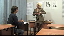 Russian mature teacher 2 - Nadezhda (mature teachers orgies) pornhub video